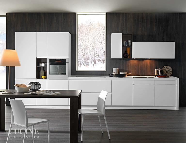 Кухня Line. Фабрика Astra. Поставка из Италии на заказ. | Le cucine