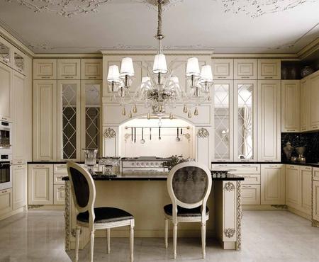 Luxury glam cuspide laccato aster cucine le cucine - Cucine wolf italia ...