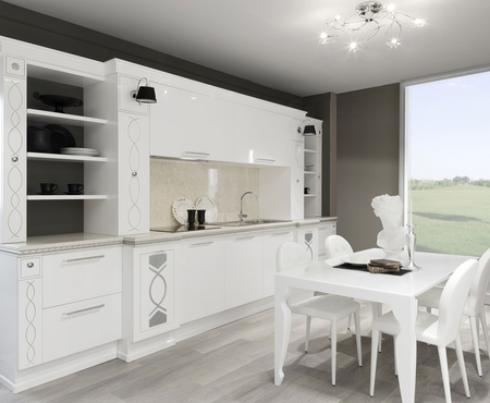 Aerre cucine contemporary 1