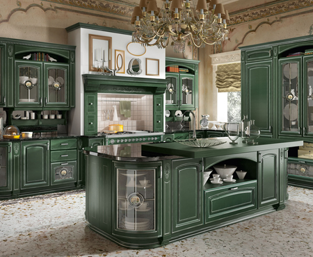 Home cucine gold elite 2