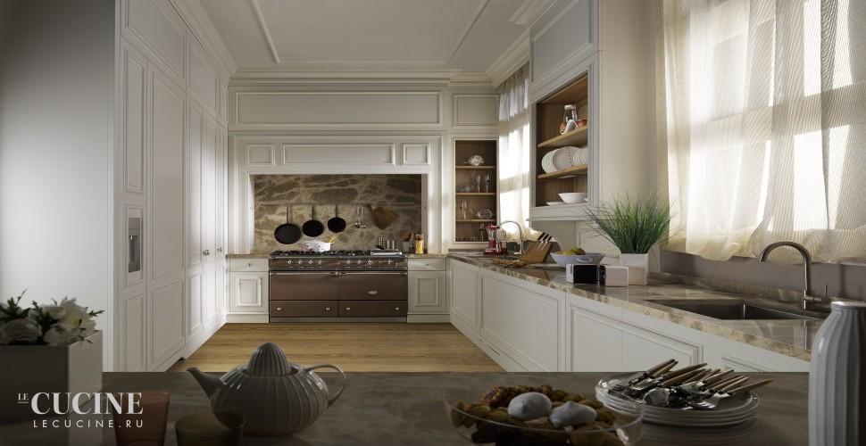 Кухня Floral. Фабрика L\'Ottocento. Поставка из Италии на заказ. | Le ...