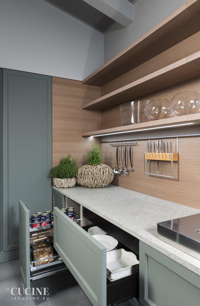 Кухня Aeterna Contemporary. Фабрика L\'Origine. Поставка из Италии на ...