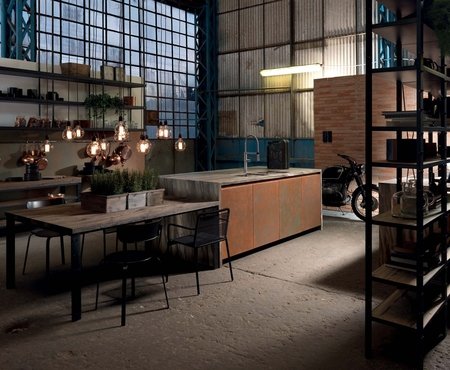 Aster cucine factory 3