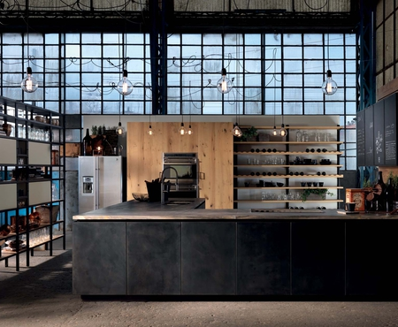 Aster cucine factory 8