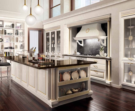 Каталог кухонь Le Cucine Dei Mastri. Поставка из Италии на заказ ...