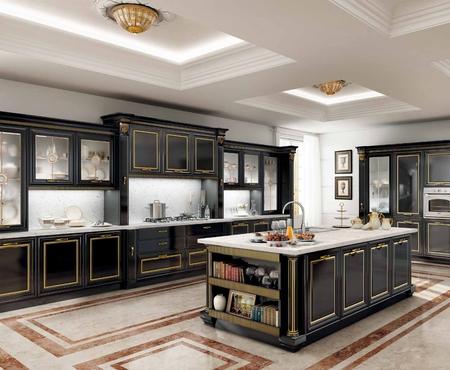 Кухня Imperiale. Фабрика Le Cucine Dei Mastri. Поставка из Италии на ...