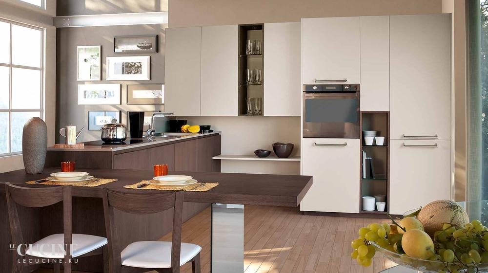 Кухня Modula 25. Фабрика Le Cucine Dei Mastri. Поставка из Италии на ...