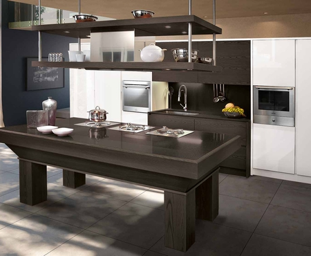 Кухня Yacht Line Butter Brown. Фабрика MOD\'Art Cucine. Поставка из ...