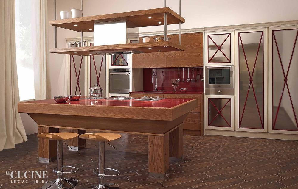 Кухня Hermitage. Фабрика Le Cucine Dei Mastri. Поставка из Италии ...