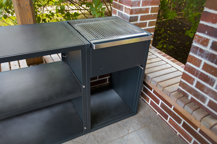 Roshults  bbq grill kitchen roshults  3